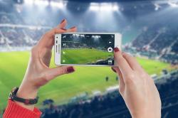 football match mobile